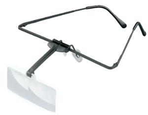 frame for clip on lenses