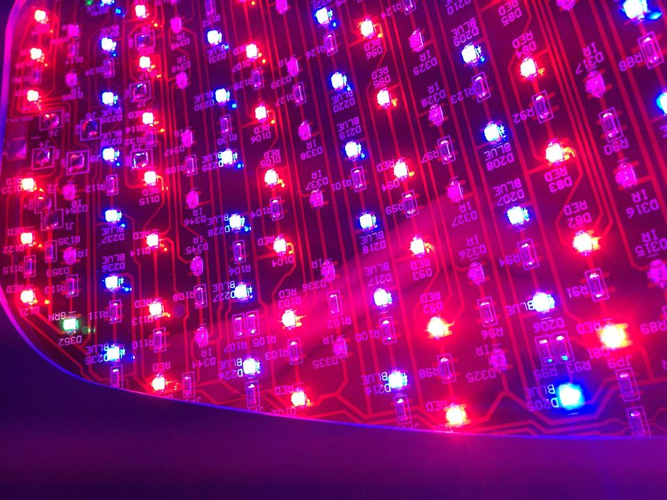 Blue Red Amp Near Infrared Leds What Do They Do Pro
